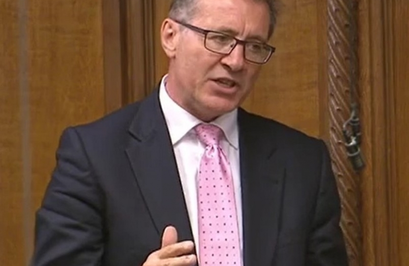 Mark Pawsey speaking in Parliament
