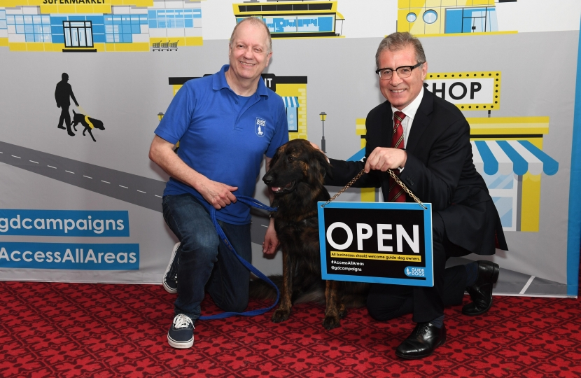 MP & Guide Dog Puppy Pablo