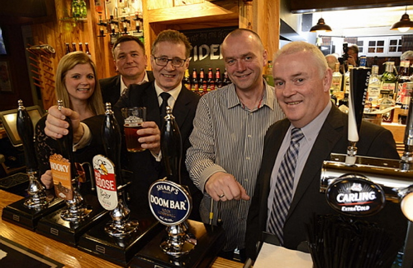 Mark Pawsey: New rules will help secure a fair deal for pubs