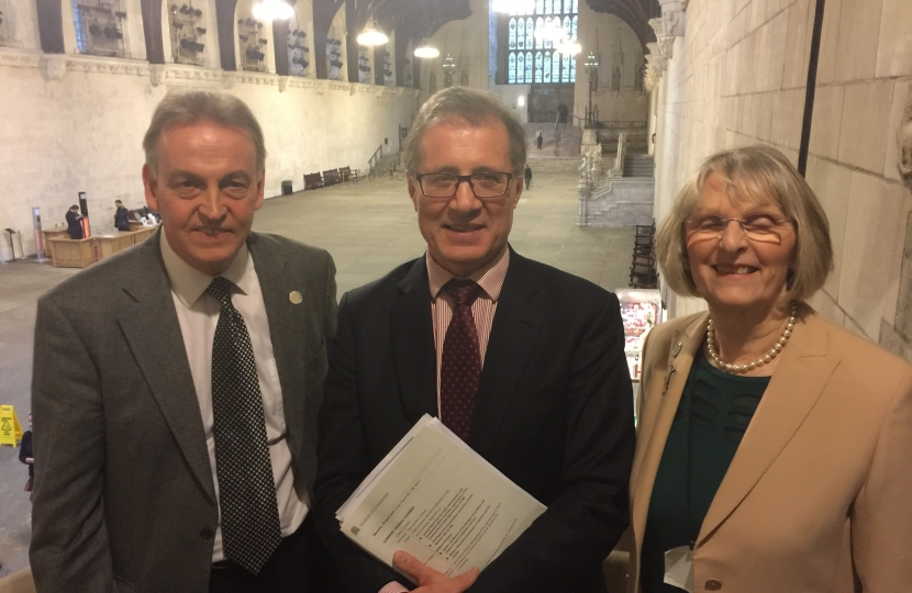 Mark Pawsey Brain Tumour Research Debate